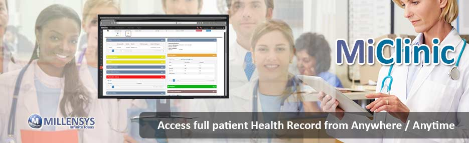 MILLENSYS Electronic Health Record 2