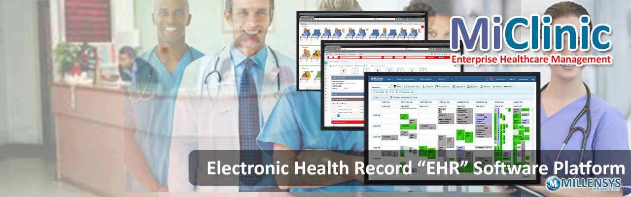 MILLENSYS Electronic Health Record 1